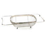 Norpro Stainless Steel Rectangular Colander with Expanding Arms