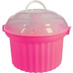 Foxrun Pink Cupcake Carousel