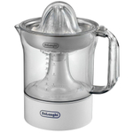 DeLonghi Press Juicer with Two Reamers