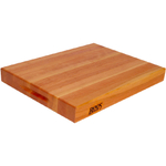 John Boos Maple Cutting Board with Side Grips, 24 x 18 Inch