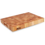 John Boos Maple Cutting Board with Side Grips, 20 x 15 Inch