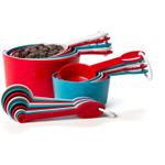 Progressive International 19 Piece Measuring Cup and Spoon Set