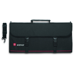 Wusthof Black Cordura Deluxe 18-Pocket Cook's Knife Case