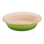 Le Creuset Palm Heritage Stoneware 5 Inch Pie Pan