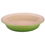 Le Creuset Heritage Palm Stoneware 9 Inch Pie Pan