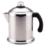 Farberware Yosemite Stainless Steel Percolator, 8 Cup