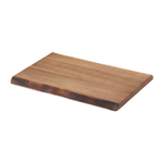 Rachael Ray Cucina Pantryware Acacia Wood Cutting Board, 17 x 12 Inch