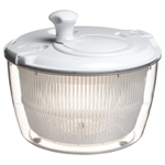 Xtraordinary Home Products Mini White Salad Spinner