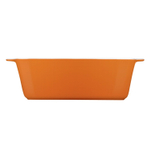 Mario Batali by Dansk Persimmon Stoneware Loaf Pan, 10 x 5 Inch