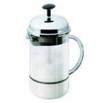 Bodum Chambord Glass Milk Frother, 8 Ounce