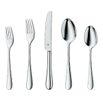 WMF Signum 20 Piece 18/10 Stainless Steel Flatware Set, Service for 4