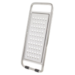 Browne Basics Stainless Steel 11.5 Inch Coarse Grater
