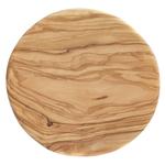 Berard Olive Wood Round Cutting Board