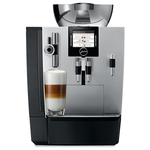 Jura Impressa XJ9 Brilliant Silver Professional One-Touch Combination Espresso Machine