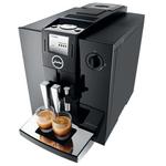Jura Piano Black Impressa F8 TFT Combination Espresso Machine