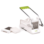 RSVP White French Fry Cutter