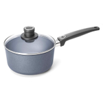 Woll Diamond Plus Induction Saucepan with Lid, 2.6 Quart