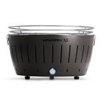 LotusGrill XL Anthrazit Grey Smokeless Charcoal Grill With Transport Bag