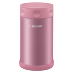 Zojirushi Pink Stainless Steel 25 Ounce Food Jar
