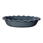 Emile Henry Blue Flame Ceramic 9 Inch Pie Dish