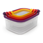 Joseph Joseph Nest 4 Piece Leftover Storage Container Set