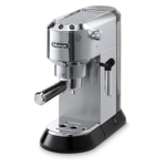 Delonghi Dedica Stainless Steel Pump Espresso and Cappuccino Machine