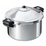 Kuhn Rikon Duromatic 12 Quart Family Style Stockpot Pressure Cooker