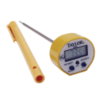 Taylor Pro Waterproof Digital Thermometer
