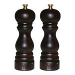 Peugeot Paris u'Select 7 Inch Chocolate Pepper Mill, Set of 2