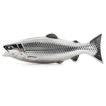 Kikkerland Stainless Steel Magic Fish Soap