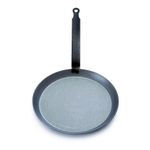 Mauviel M'steel Carbon Steel 9.5 Inch Crepes Pan