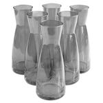 Bormioli Rocco Ypsilon Gray 18.5 Ounce Glass Carafe