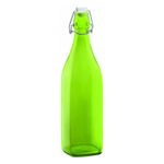 Bormioli Rocco Swing Green 33.75 Ounce Glass Bottle