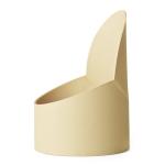 Menu Pale Yellow Medium Phold Storage Container