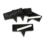 Swissmar Slate Cheese Markers with Chalk 6 Piece Set