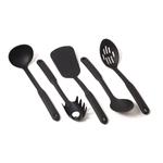 Farberware Classic Black Nylon 5 Piece Tool Set