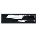 Wusthof Classic Ikon 2 Piece Asian Cook's Knife Set