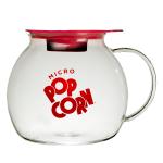 Primula Glass 3 Quart Micro Popcorn Popper
