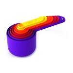 Joseph Joseph Nest Measure Multi-Color 8 Piece Measuring Cup Set