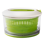 Chef'n SpinCycle Arugula and Meringue Large 10 Inch Salad Spinner