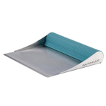 Rachael Ray Cucina Agave Blue Silicone Bench Scrape Tool
