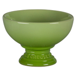 Le Creuset Palm Stoneware Footed Ice Cream Bowl
