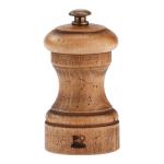 Peugeot Antique Bistro Beechwood 4 Inch Pepper Mill