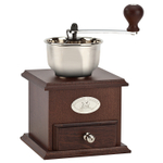 Peugeot Bresil Walnut Wood 8.25 Inch Coffee Mill