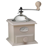 Peugeot Cottage Ivory Beech Wood Coffee Mill