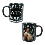 Animal House Movie Delta House Toga Ceramic 14 Ounce Coffee Mug