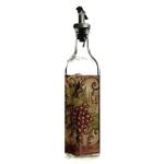 Grant Howard Vino Glass Oil and Vinegar 16 Ounce Cruet