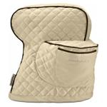 KitchenAid KSMCT1KB Khaki 100% Cotton Fitted Stand Mixer Cover