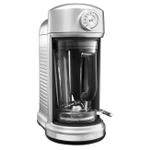 KitchenAid Torrent Sugar Pearl Silver Magnetic Drive 60 Ounce Blender