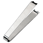 RSVP Endurance Stainless Steel 5.25 Inch Cocktail Ice Tongs